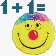 1+1=Радость